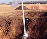 12inch Pipe Freeze Plug Video